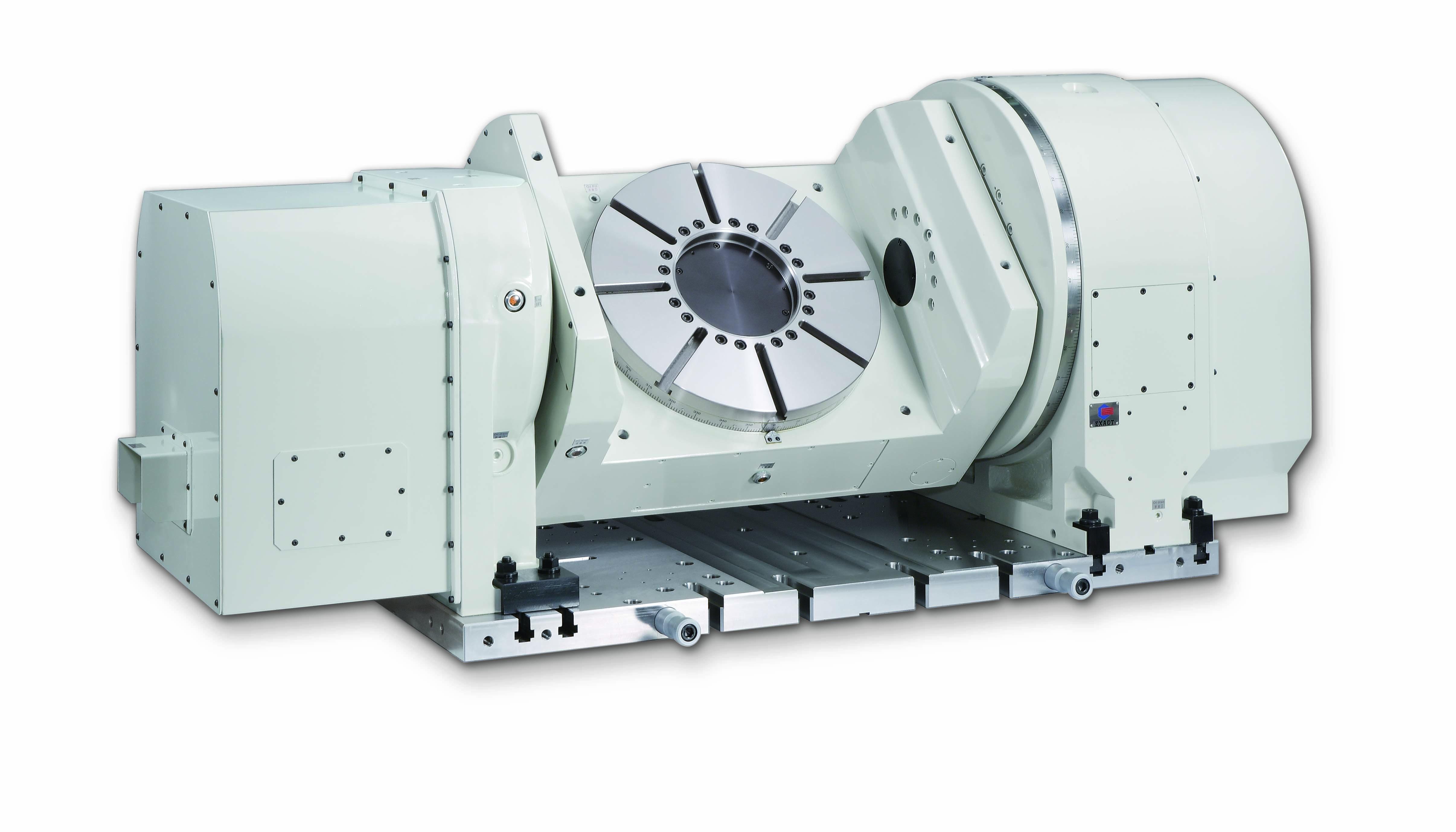 4º e 5º eixo CNC modelo ERT-500