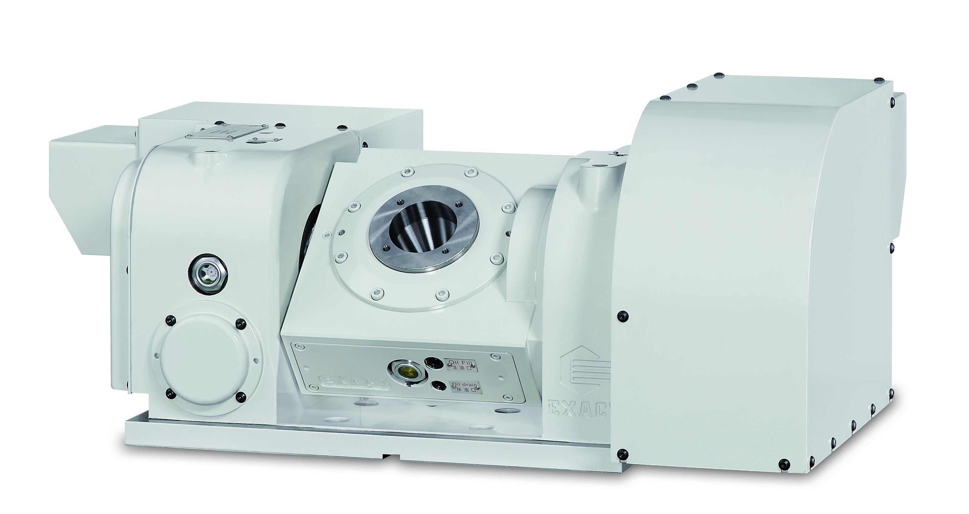 4º e 5º eixo CNC modelo TRT-100