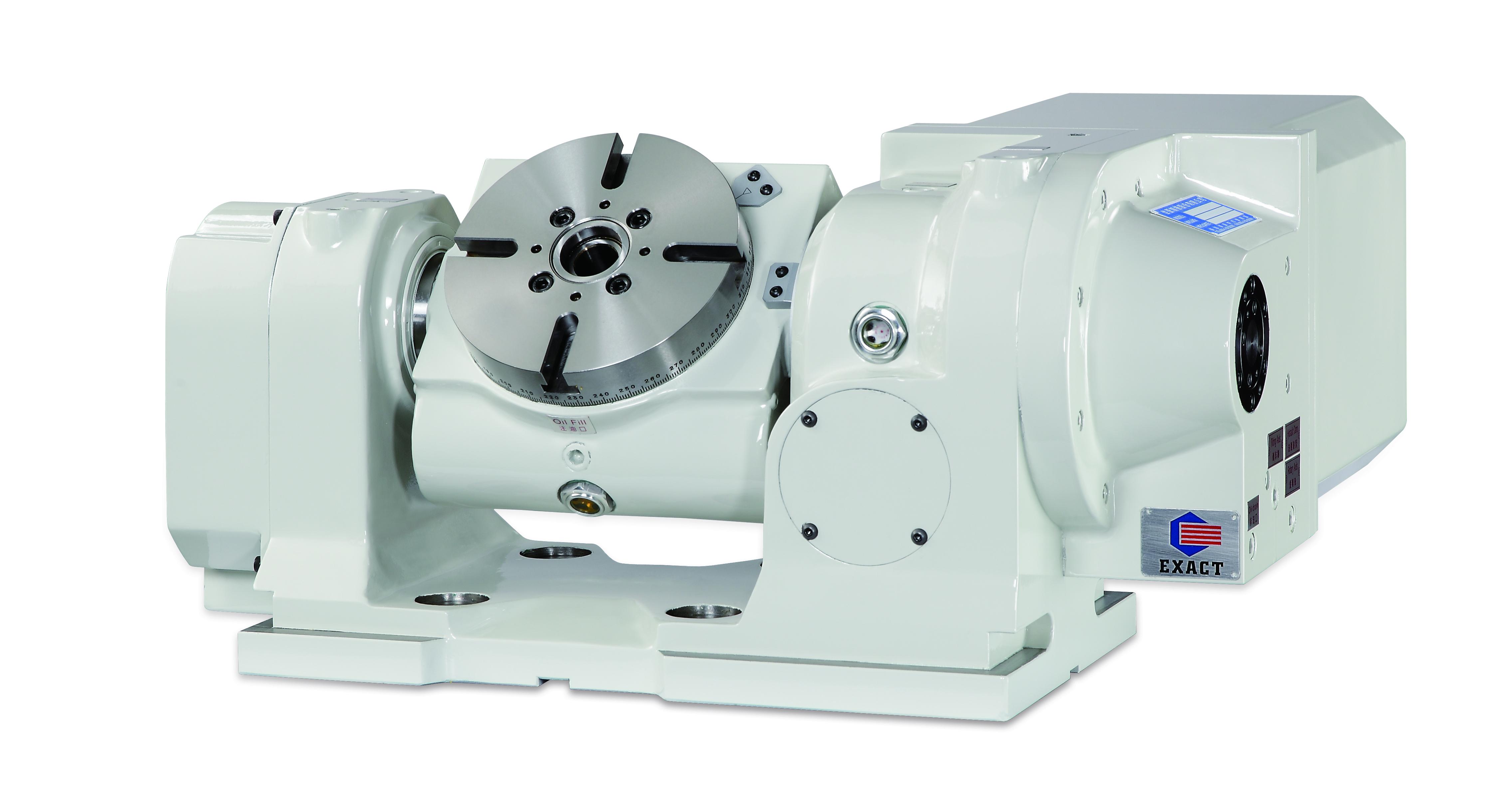 4º e 5º eixo CNC modelo TRT-170